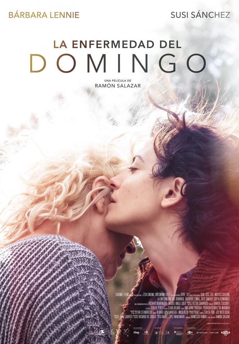 La enfermedad del domingo (2018) 1080p MEGA Castellano ()