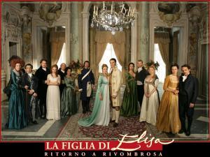 La figlia di Elisa: Ritorno a Rivombrosa (Serie de TV)