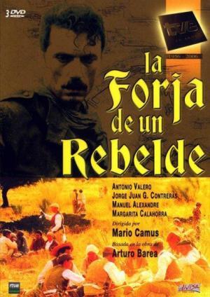 La forja de un rebelde (Miniserie de TV)