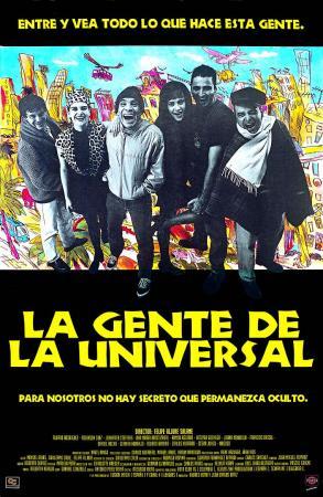 La gente de la Universal