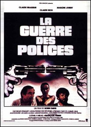 La guerra de los policías