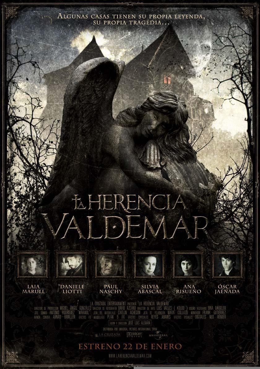 Ana Risueño Bajo La Piel críticas de la herencia valdemar (2009) - filmaffinity