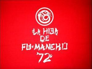 La hija de Fu-Manchú '72 (C)