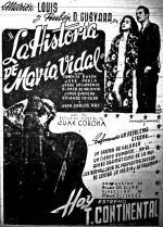La historia de María Vidal