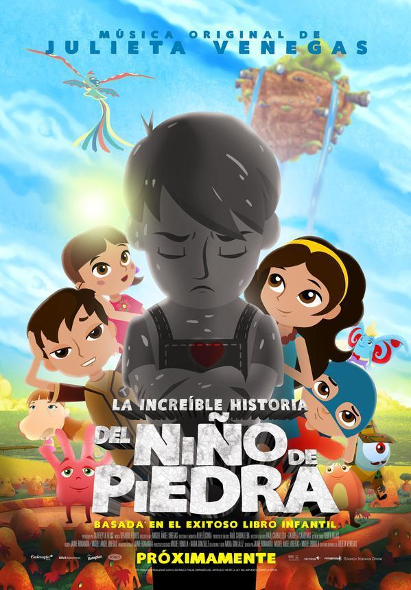 The Incredible Story of Stone Boy (2015) - FilmAffinity