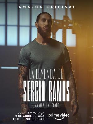 La leyenda de Sergio Ramos (TV Miniseries)