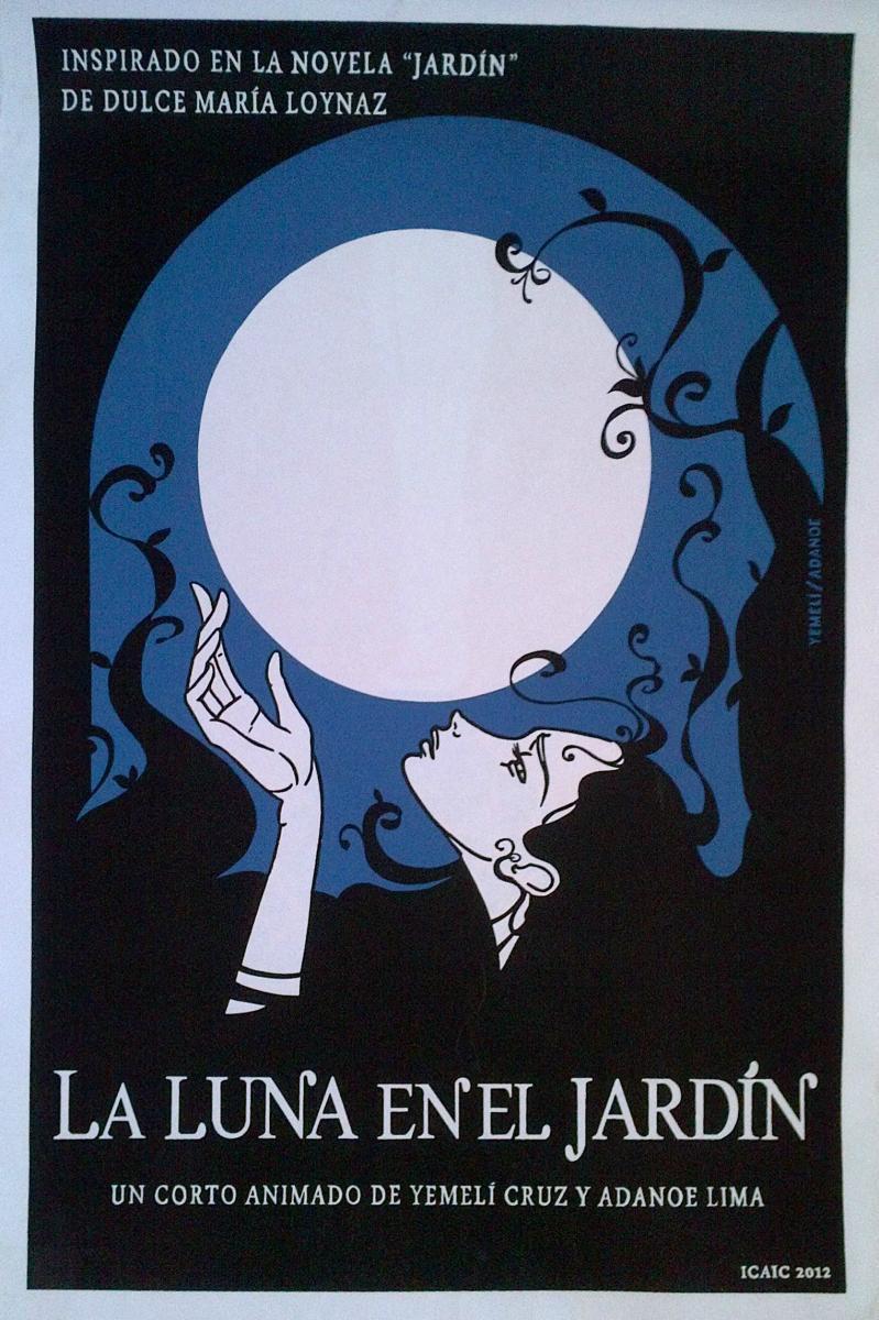 La luna en el jard n c 2012 filmaffinity for Los jardines de la luna