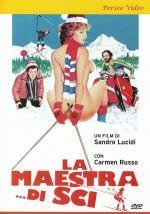 La maestra del esquí