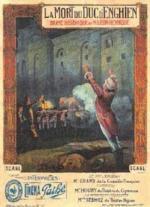 La mort du duc d'Enghien en 1804 (C)
