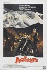 La Motocyclette (The Girl on a Motorcycle)