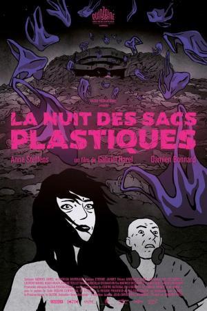 La noche de las bolsas de plástico (C)