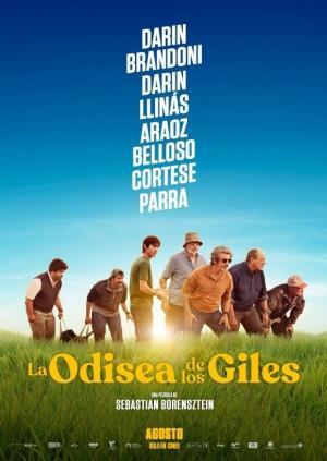 Imagen La Odisea de los Giles