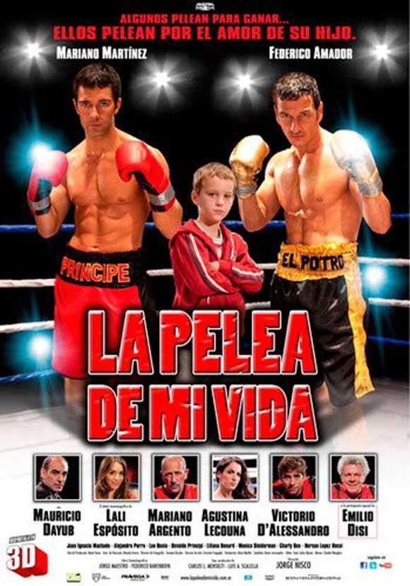 La pelea de mi vida (2012) HD Latino Gratis ()