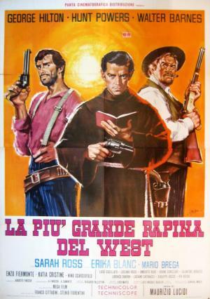 El robo más grande del Oeste (El mayor atraco frustrado del Oeste)