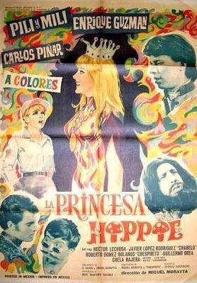 La princesa hippie