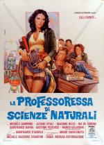 La profesora de ciencias naturales