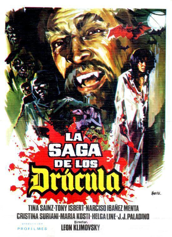 La saga de los Drácula (1972) Gratis en Zippyshare ()