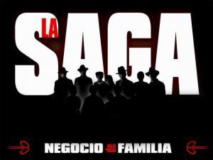 La saga: Negocio de familia (Serie de TV)