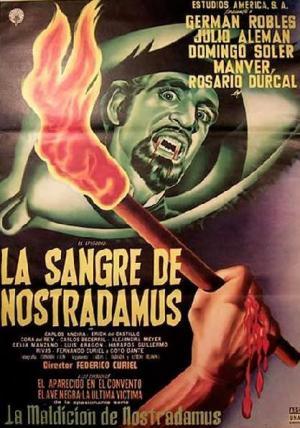 La sangre de Nostradamus (La maldición de Nostradamus 2)