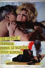 La sfinge sorride prima di morire - stop - Londra