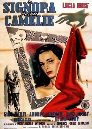 La señora sin camelias