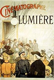 Employees Leaving the Lumière Factory (S)