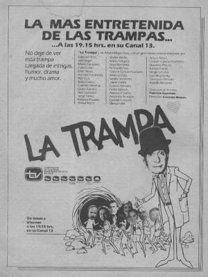 La trampa (Serie de TV)
