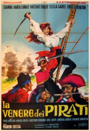 La mujer pirata (La reina de los Piratas)