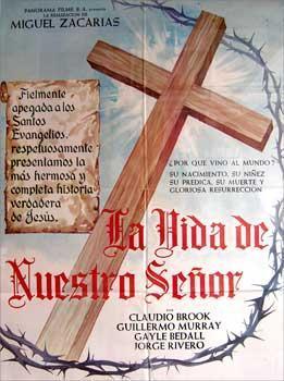 La vida de nuestro señor Jesucristo