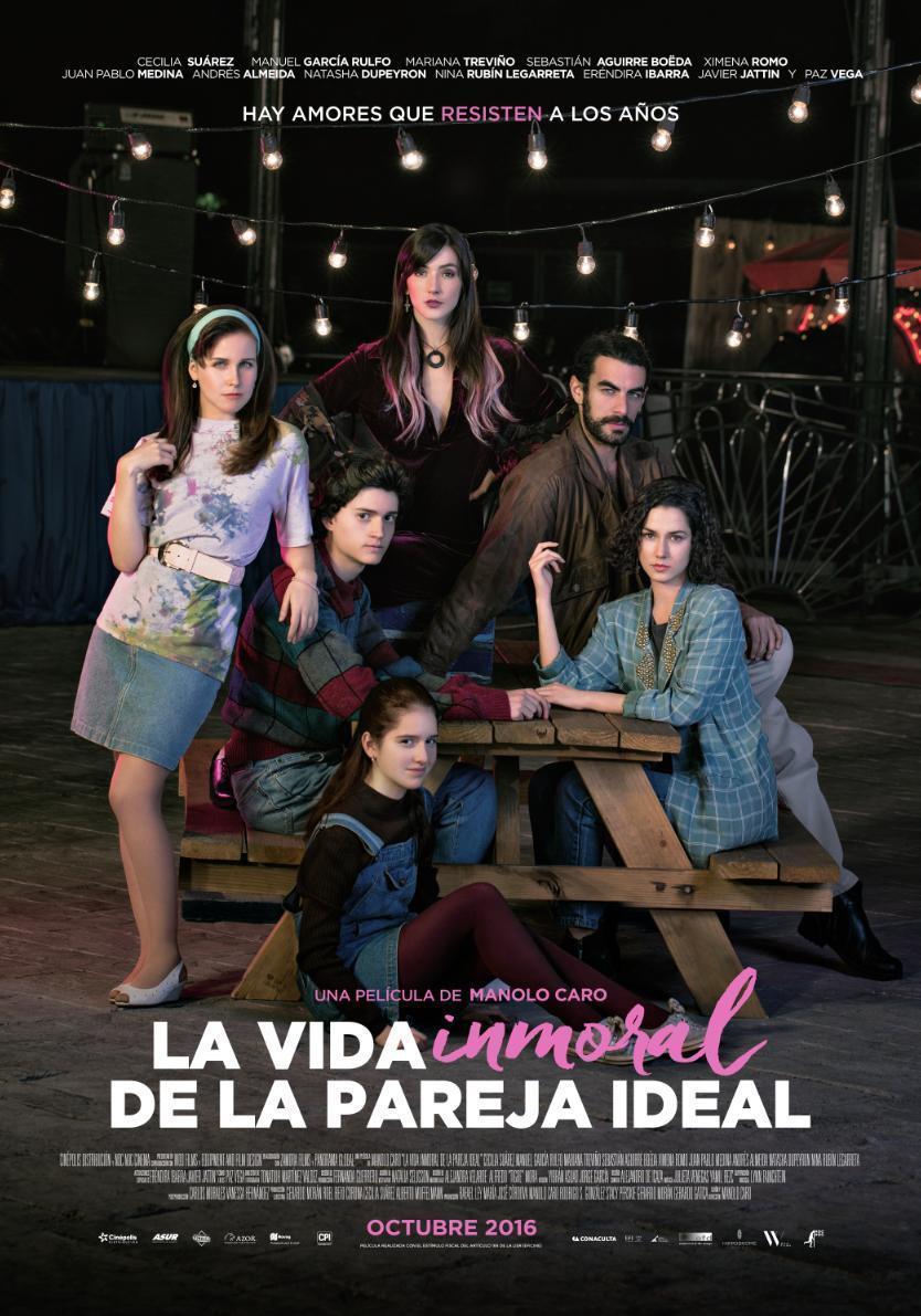 La Vida Inmoral De La Pareja Ideal 2016 Filmaffinity
