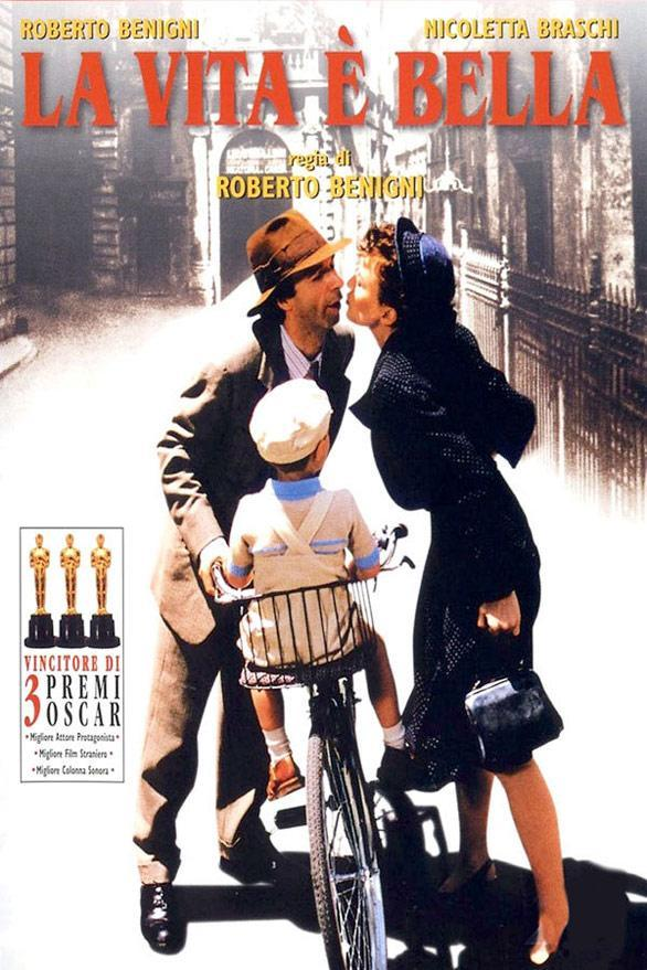 La Vida Es Bella 1997 Filmaffinity