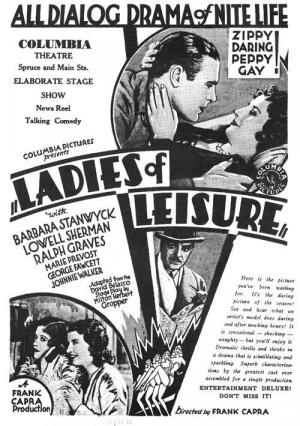 Mujeres ligeras (Ladies of Leisure)