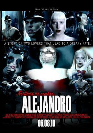 Lady Gaga: Alejandro (Vídeo musical)
