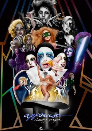Lady Gaga: Applause (Music Video)