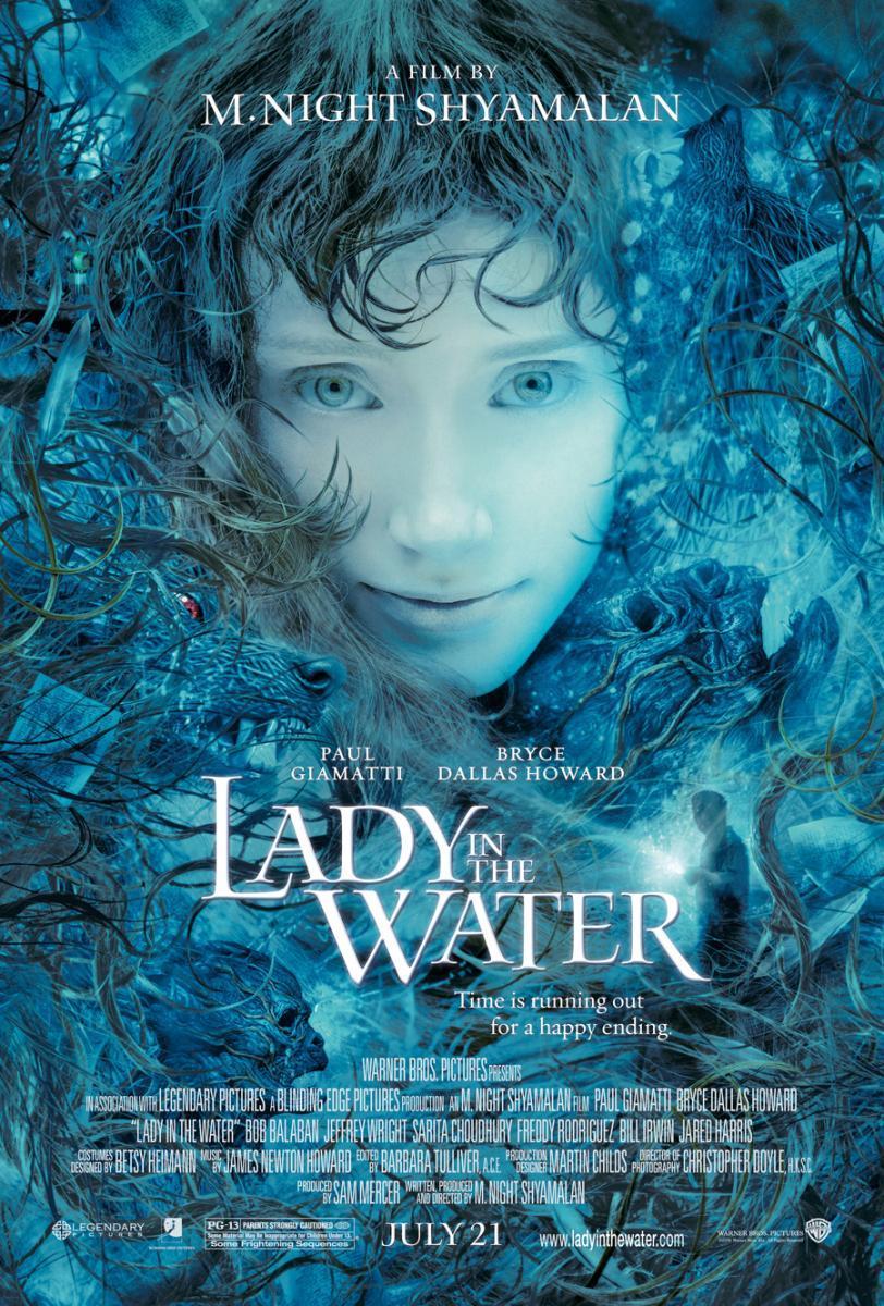 La dama en el agua (2006)