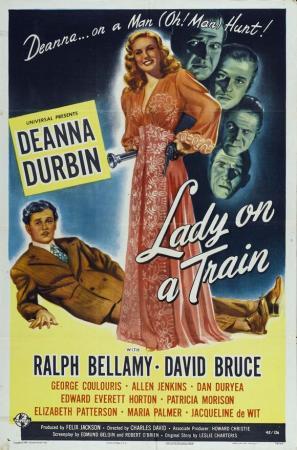 La dama del tren