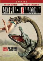 Cocodrilo vs. anaconda