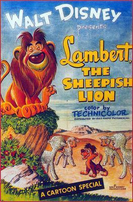 Lambert, el león cordero (C)