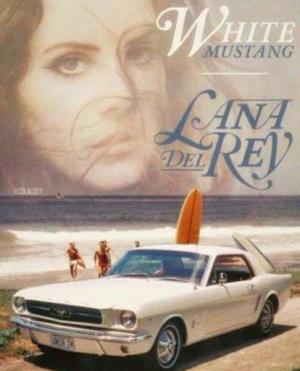 Lana Del Rey: White Mustang (Vídeo musical)