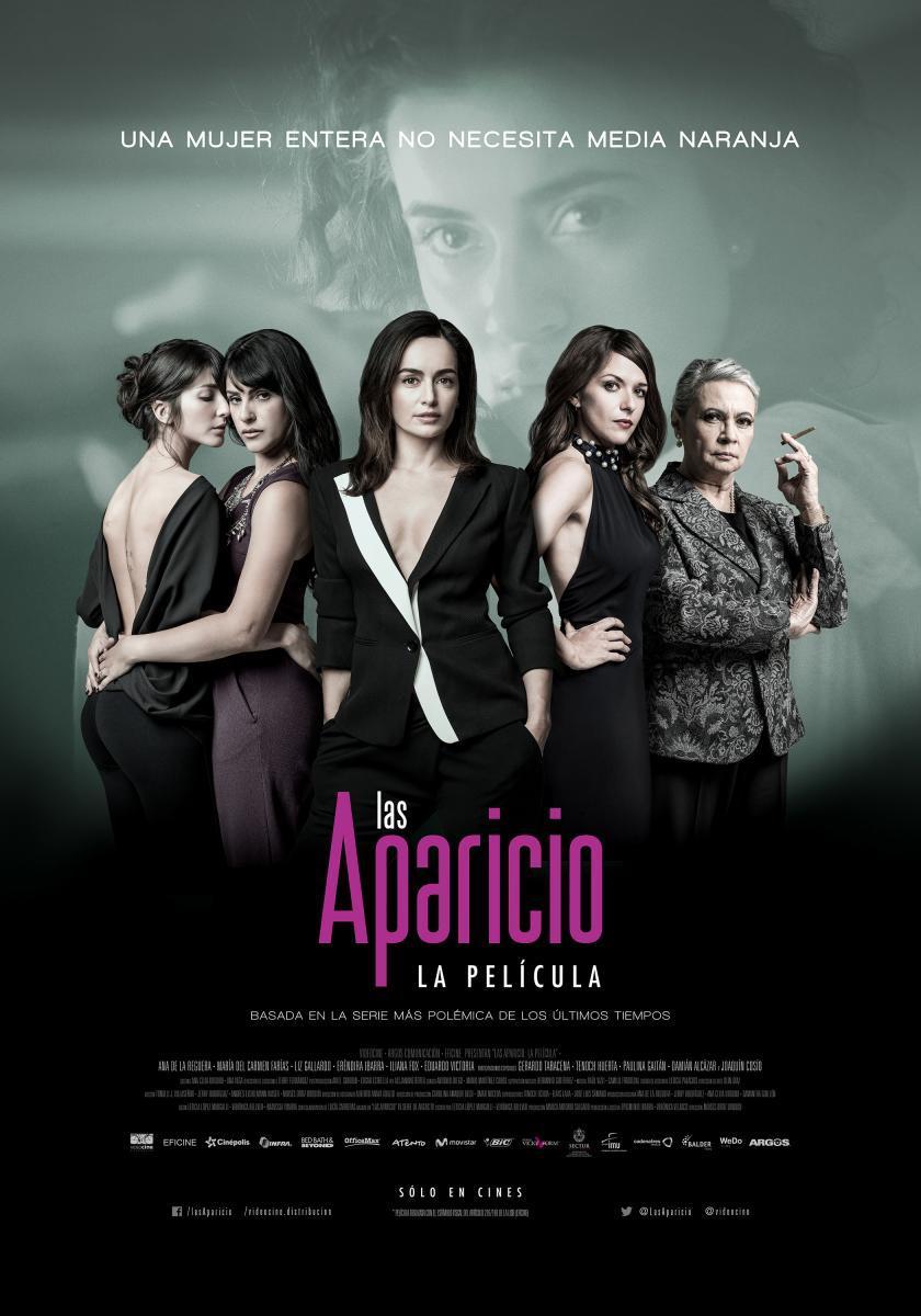 Las Aparicio (2015) - FilmAffinity