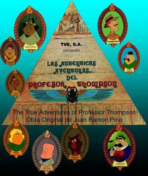 Las auténticas aventuras del Profesor Thompson (Serie de TV)