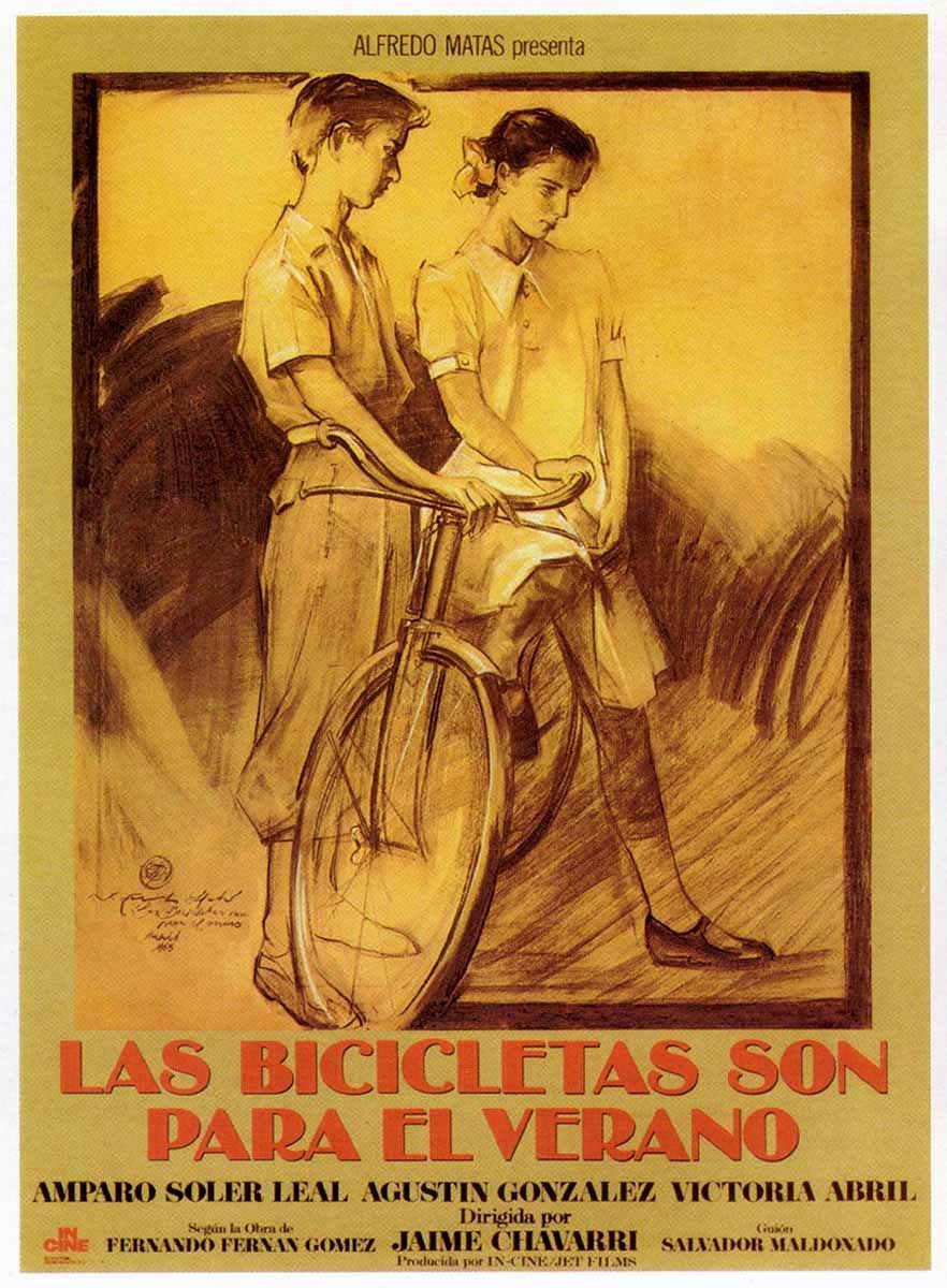 Resultado de imagen de Las bicicletas son para el verano