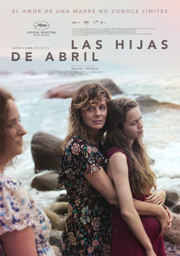 Las Hijas De Abril (BRRip Latino 1080p) 2017