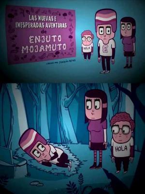 Las nuevas e inesperadas aventuras de Enjuto Mojamuto (TV Series)
