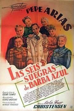 Las seis suegras de Barba Azul