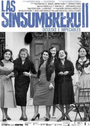 Las Sinsombrero 2. Ocultas e impecables (TV)