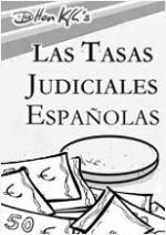 Las tasas judiciales españolas (C)