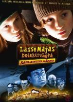 LasseMaja's Detective Agency - The Chameleon Strikes Back
