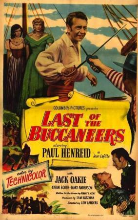 Last of the Buccaneers