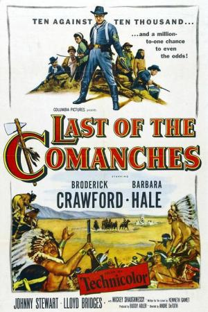 Last of the Comanches